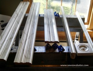 window trim poly