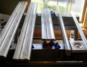 window trim poly