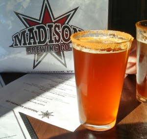 Madison Pumpkin Ale