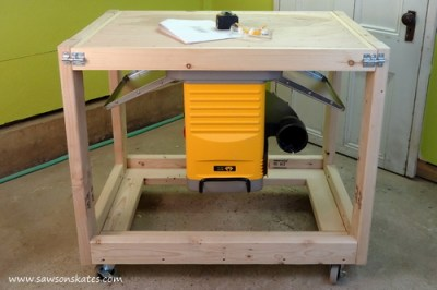 cart workbench 4x6