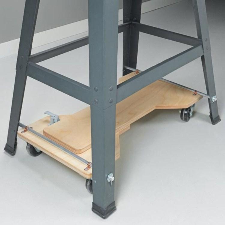 plywood mobile base