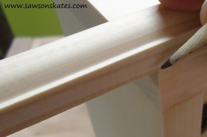 how to miter cut 2