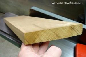 Rough Cut vs. Dimensional Lumber