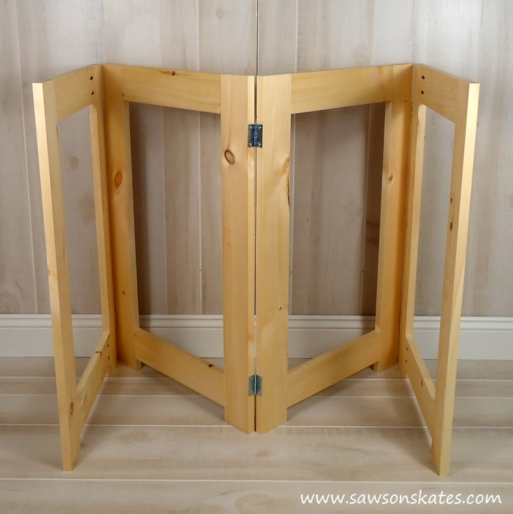folding workbench legs