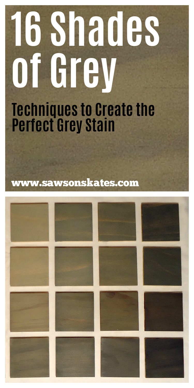 Rustoleum Driftwood Stain 16 Shades Of Grey How To Create The Perfect Grey Stain