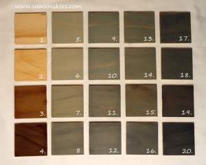 16 Shades of Grey – How to Create the Perfect Grey Stain