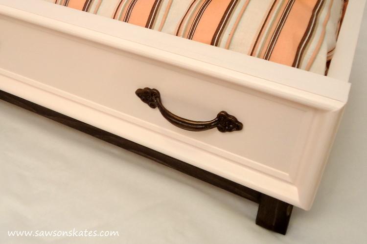diy dog bed 3