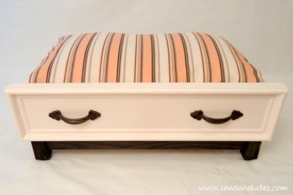 diy dog bed 5