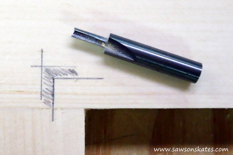diy wood window router bit