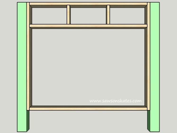 diy-kitty-litter-cabinet-carcass-assembly-1