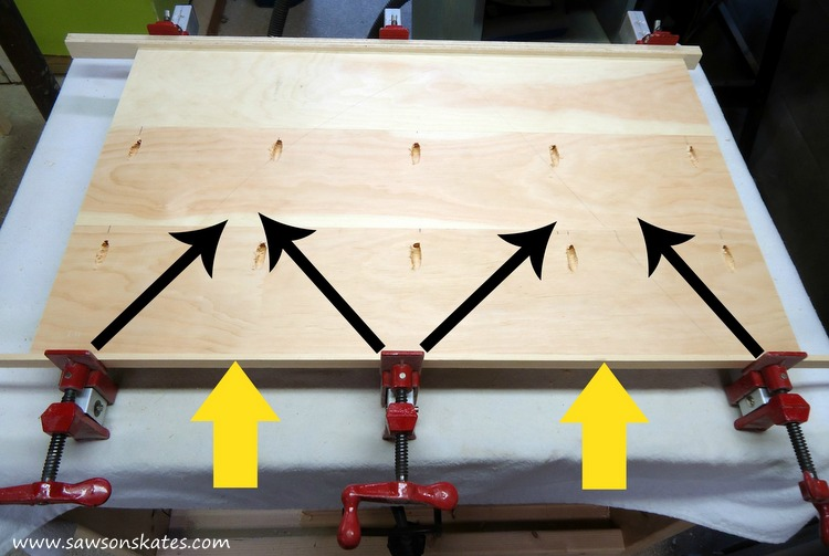 These 6 workshop tips will help you clamp your DIY project like a pro - additional clamps needed