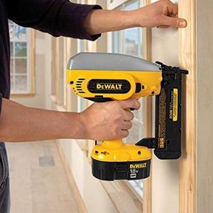 DEWALT Cordless Brad Nailer - 48 Most Wanted Tools and Products Gift Guide for the DIYer - sawsonskates.com
