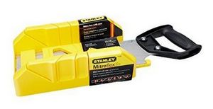 Miter Box and Saw - 48 Most Wanted Tools and Products Gift Guide for the DIYer - sawsonskates.com