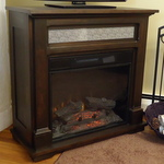 Why Building DIY Furniture isn't Always About Saving Money - Electric Fireplace Mantel