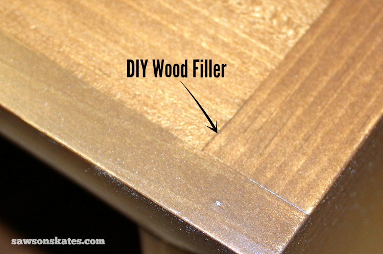 This Diy Wood Filler Will Perfectly Complement Your Project
