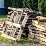 Pallets and Pallet Wood Has Pros and Cons for DIY Projects