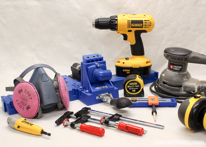 Tools Are Needed For Building DIY Furniture, But Which Ones Do You Need The  Most