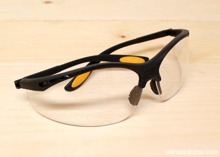 Bifocal Safety Glasses Provide Needed Protection and