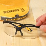 Bifocal Safety Glasses Provide Needed Protection and Magnification