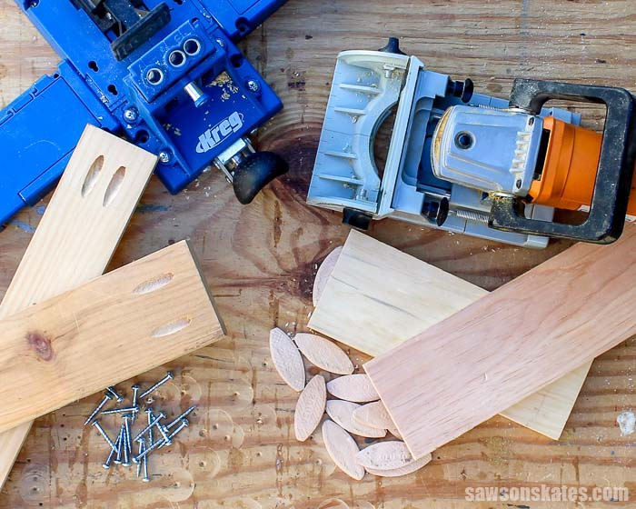 What are the differences between a Kreg Jig and biscuit joiner? Which is easier, faster, and creates a stronger joint? Which is best for your DIY projects?