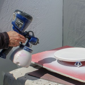 Preventing an orange peel texture is usually as easy as making minor adjustments to you paint sprayer