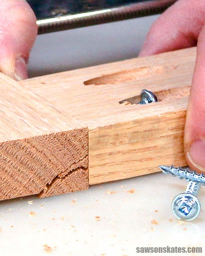 Kreg Pocket Screw Jig : pocket, screw, Prevent, Pocket, Screws, Splitting, Skates®