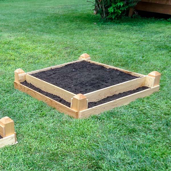 Diy Tiered Raised Garden Bed Plans Free Pdf Saws On Skates