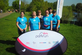 More Parkrun PBs and First Timers