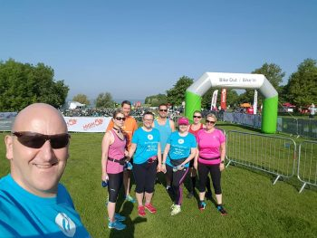 Parkrun & Grafham Water