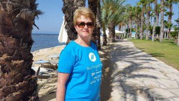 Sawtry Walk To Run, Cyprus
