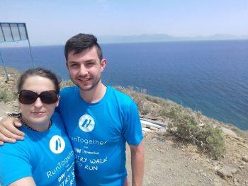 Amelia & Daniel in Kos