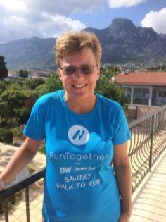 Helen in Kyrenia Mountains, Cyprus