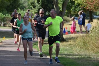 More parkrun success