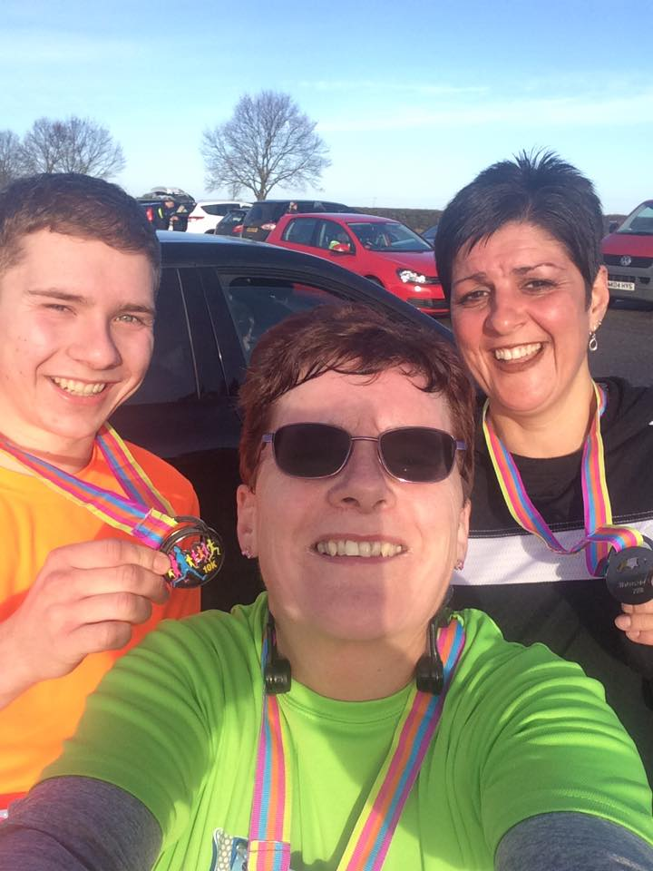 Great times in the Graham 10K