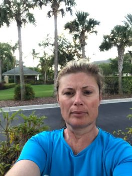Jo W in sunny Florida