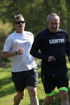 Easter parkrun activity