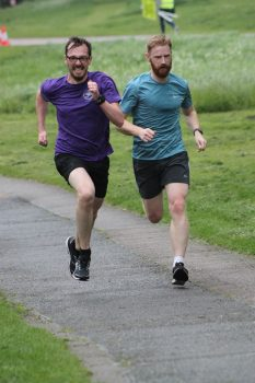 Another SWTR parkrun First Timer