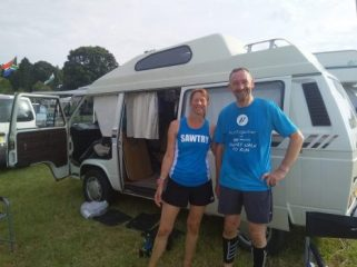 Gavin & Linda in Wickham