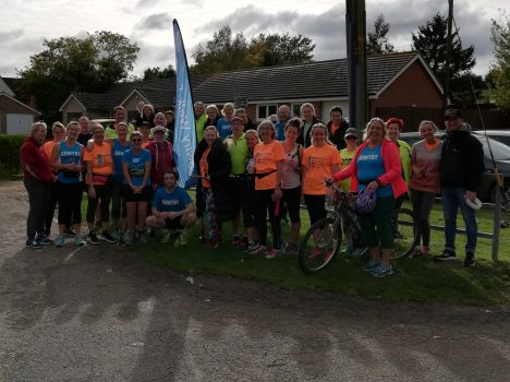The Sawtry Half Marathon