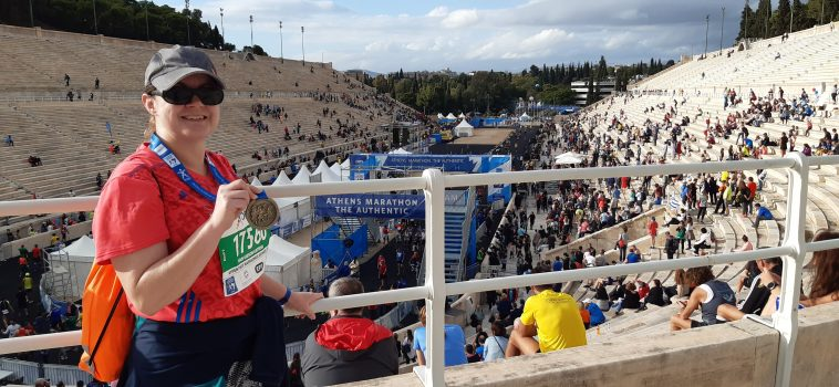 The Athens Marathon