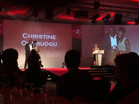 England Athletics Volunteer Awards & Hall of Fame