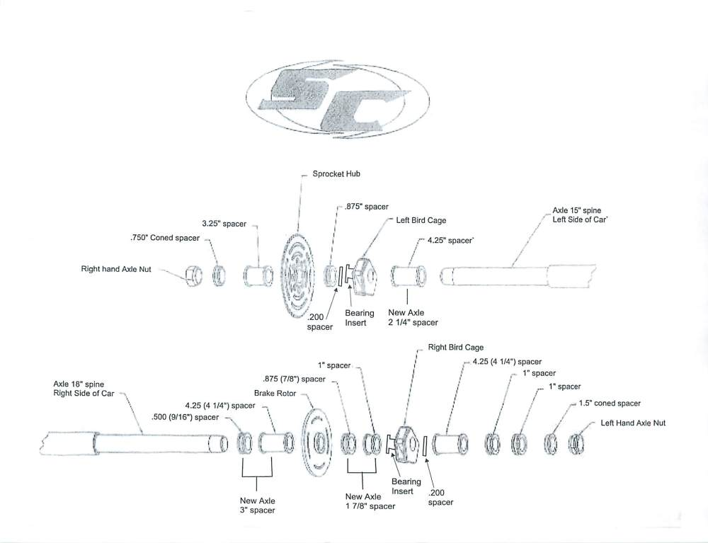 medium resolution of click the picture to enlarge our rear axle diagram
