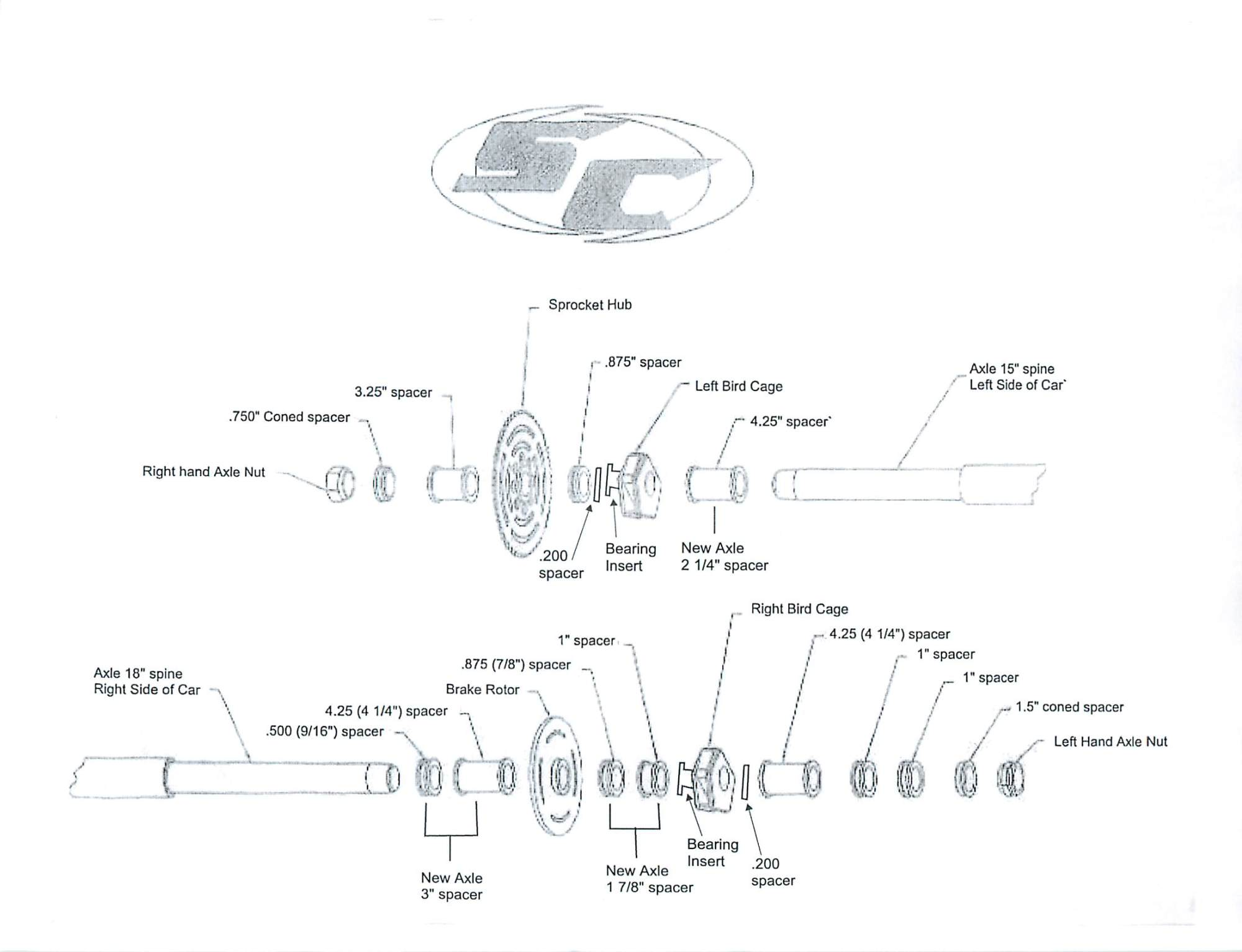 hight resolution of click the picture to enlarge our rear axle diagram