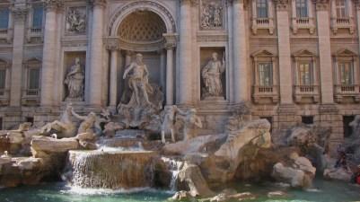 Trevi Fountains, Rome