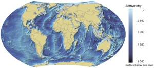 earth sea level