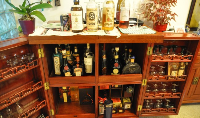 booze collection