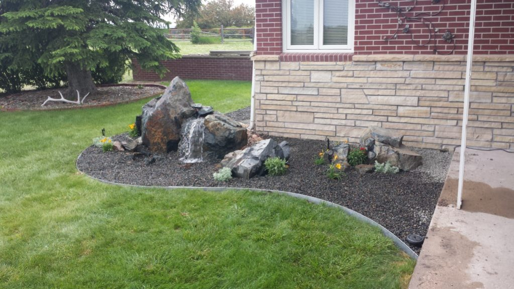 FountainFalls Pondless Waterfall