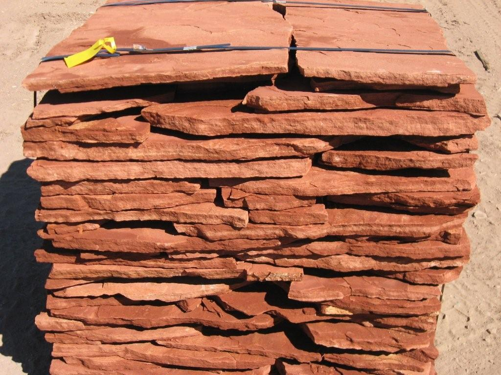 Arizona Red Flagstone