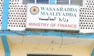 Dhismaha Wasaaradda Maaliyadda Somaliland