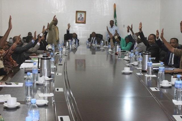 Golaha Wasiirada Somaliland